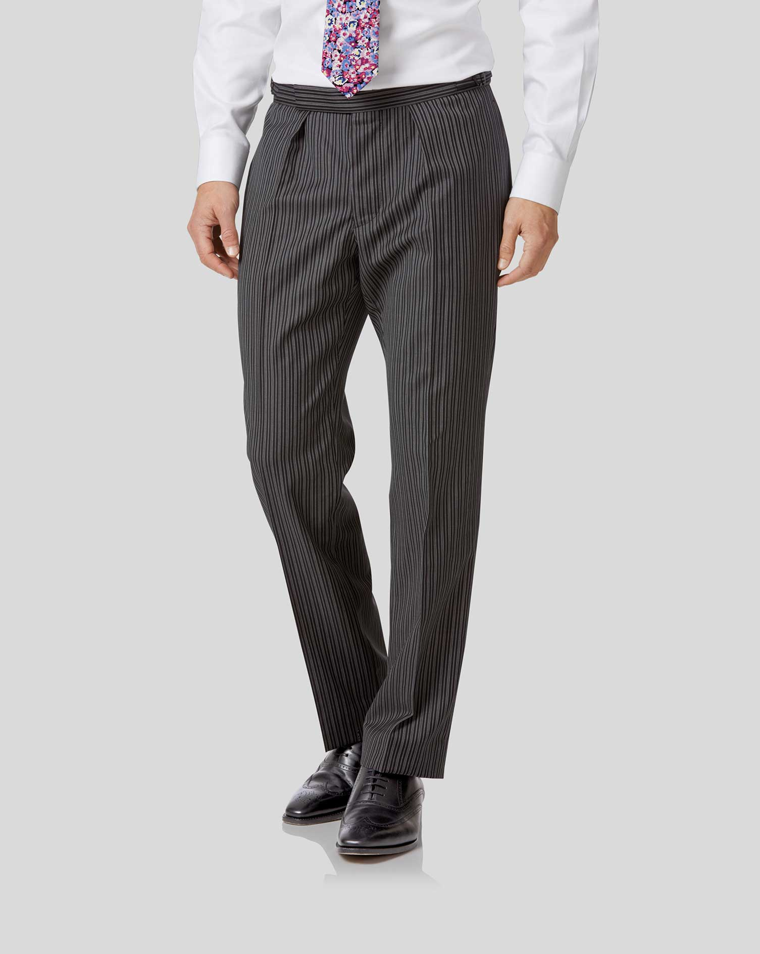Black morning suit   Charles Tyrwhitt